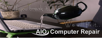 All In One Computer Repair, Virus Malware, computer help, computer issues
